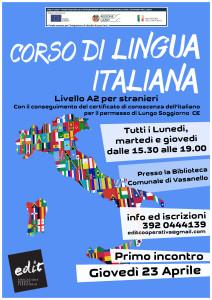 prils 2015 corso italiano vasanello II